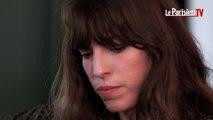 Lou Doillon chante  « Weekender Baby » pour le Parisien