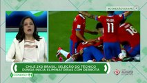 Comentaristas do EI analisam estreia da seleção brasileira nas Eliminatórias da Sul-Americanas da Copa do Mundo de 2018