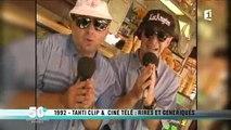 1992 - Tahiti clip et ciné télé - Archives Polynésie 1ère n°23