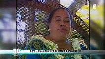 Années 80 - Chansons et femmes à l'honneur - Archives Polynésie1ère n°28