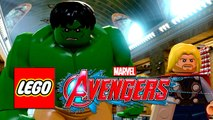 LEGO Marvel's Avengers - New York Comic-Con 2015 Trailer