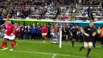 Match highlights: New Zealand v Tonga RWC 2015