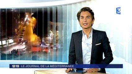 France 3 - Journal de la Méditerranée - déluge sur la Côte d'Azur, les raisons d'une catastrophe