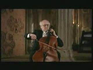 Rostropovitch - Prelude de Bach
