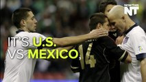 The United States And Mexico Are Going To Have An Historic Soccer Game