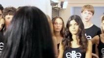 Grazia  dans les coulisses de la finale France Elite Model Look 2015