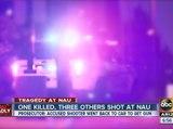 911 call in NAU shooting involving frat members in Flagstaff