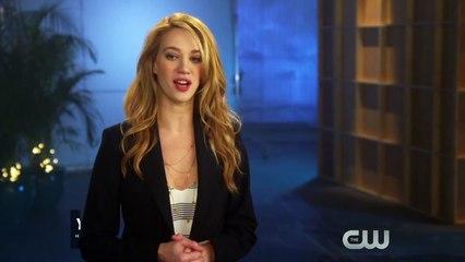 Jane the Virgin   Yael Grobglas Season 2 Interview   The CW