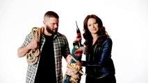 Popular Guillermo Díaz & Katie Lowes videos
