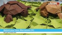 Origami : découvrez l'art du pliage à Marcoussis