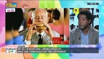 Culture Pub (1/2): McDo et Burger King se livrent une bataille publicitaire - 10/10