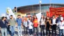 Ankara'da ki patlama anı