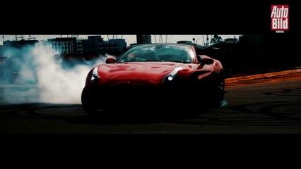 Review Awal  Ferrari California T di Indonesia