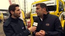 24 Heures Camions - Caracteristiques techniques des camions de course