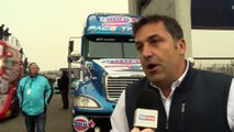 24 Heures Camions 2015 - Présentation Pace truck
