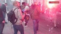 "Brest  150 ""anti-islamisation"" contre une centaine ""d'antifascistes"""