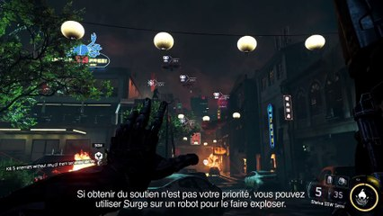 Bande-annonce officielle Call of Duty®  Black Ops III - Cybercore  Control [FR] de Call of Duty : Black Ops 3