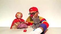 Çocuklar için eğlenceli film - Palyaço Dima - İngilizce renkler ve sayılar