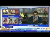 Maduro anuncia que existen recursos en dólares y bolívares para financiar venta de gasolina a Cúcuta