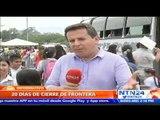 Ciudadanos colombianos y venezolanos opinan sobre nueva arremetida de Maduro contra Santos
