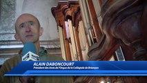 D!CI TV : Les Amis de l'Orgue de la Collégiale de Briançon recherchent des mécènes