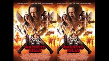 Machete Kills - Amber Heard Danny Trejo Hot $ex Scene