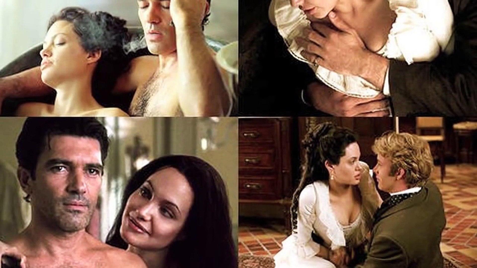 Angelina Jolie Sin Sex Scene original sin* angelina jolie and antonio banderas erotic bed scene