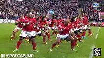 All Blacks vs Tonga - 2015 Rugby World Cup Haka vs Sipi Tau