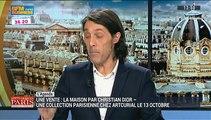 """L'Agenda: """"La maison par Christian Dior - Une collection parisienne"""" sera mise à l'honneur chez Artcurial - 10/10"""