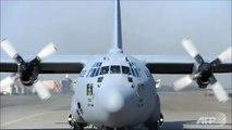 11 Dead in US C 130 Plane Crash in Jalalabad Afghanistan by Paki Punjabi ISI