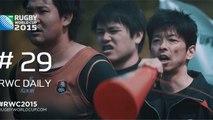 RWC Daily #29 - Inside Hokkaido Barbarians