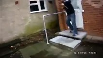 Body Cam Footage Shows Knife Wielding Man Charge At Police