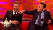 Tom Hiddleston Impersonates Graham and Its Amazing - The Graham Norton Show