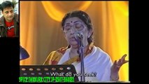 Lata Mangeshkar - Aye Dil e Nadan (Live Performance)_1-HINDI -HD