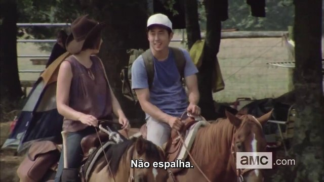The Walking Dead - Antes & Agora: Maggie (Lauren Cohan) - LEGENDADO