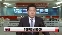 Number of foreign visitors to Korea expected to reach 19.35 mil. by 2019: KTO