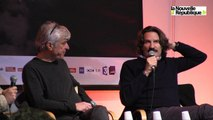 VIDEO. Frédéric Beigbeder fait la fiesta à travers le temps aux RVH de Blois