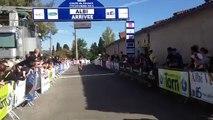 Coupe de France de cyclo-cross d'Albi 2015 : L'arrivée des Juniors
