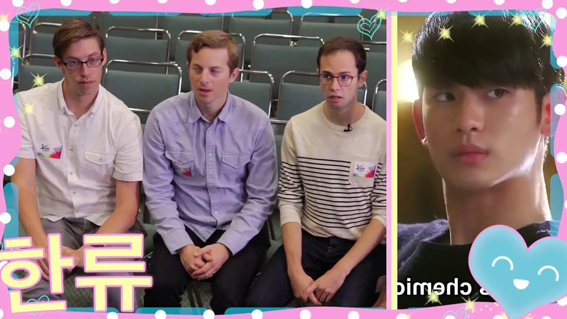 The Try Guys Recreate Korean Drama Scenes • K pop: Part 4