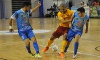 [HIGHLIGHTS] FCB Futsal – Lliga: Peñíscola – FC Barcelona Lassa (2-7)