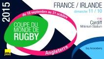 """Match France-Irlande : """"On attend un gros match de nos Bleus"""""""