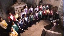 """Concert """"ACJ Macon"""" et Crescendo de Yukuhashi Juin 2000 Eglise St-Gengoux-de-Scissé 2.Crescendo"""