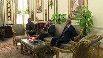 Egypte: Manuel Valls en visite au Caire