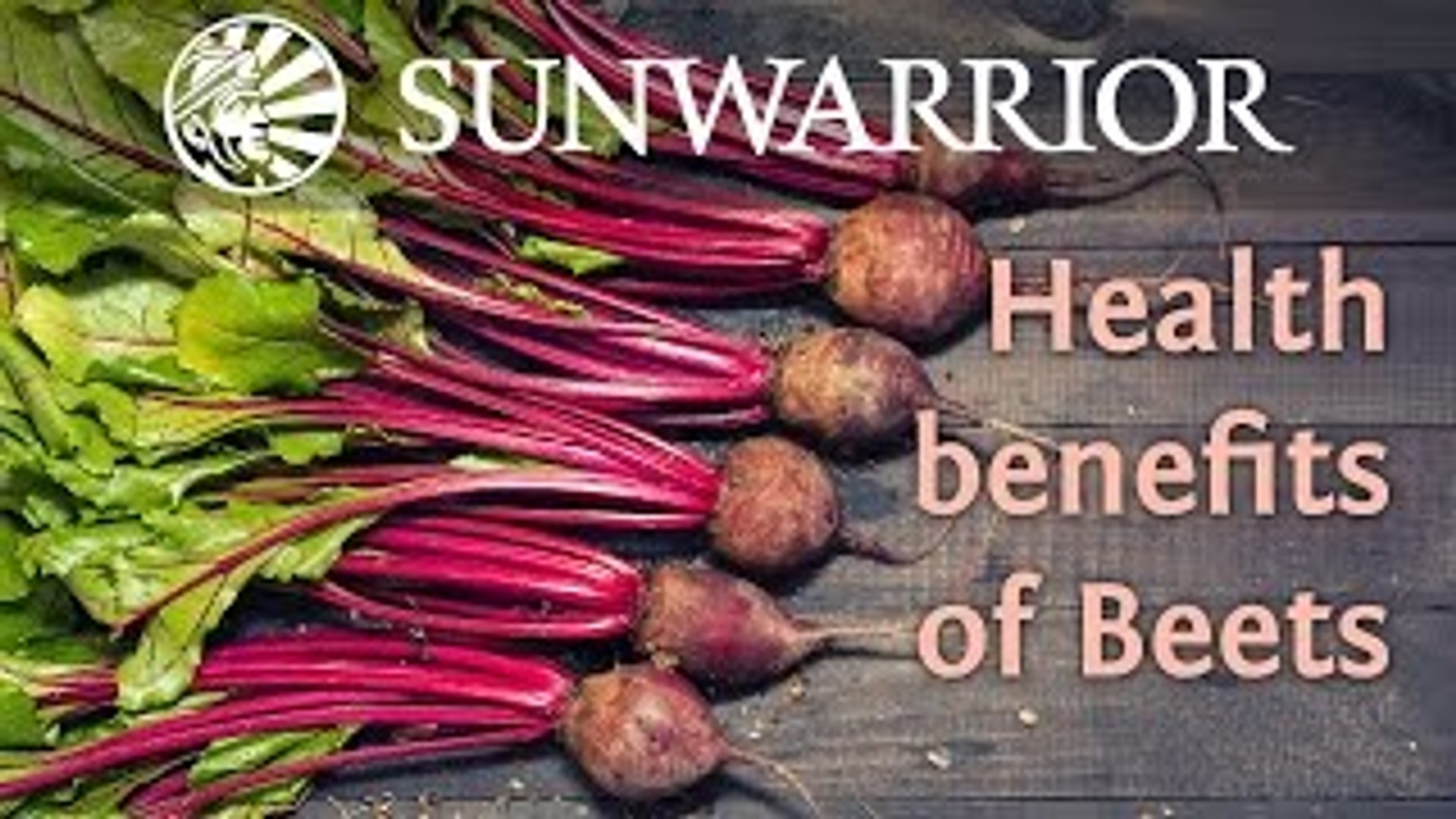 Beetroot Health Benefits of Beets - English Video