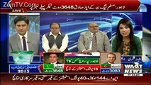 Waqt News  Special Transmission On NA – 122 – 11th October 2015