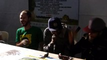 freestyle balik, natty jean et yaniss odua au garance reggae festival 2014