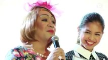 Watch:AlDub Lola NiDora and Yaya Dub Receives Catholic Social Media Award