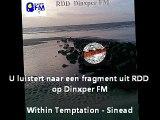Fragment RDD Live Dinxper FM -Within Temptation met Sinead
