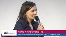 """""""Chez Engie, 100.000 personnes travaillent sur l'efficacité énergétique"""" (Anne Chassagnette, Engie)"""