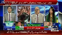 Waqt News  Special Transmission On NA – 122(Part 2) – 11th October 2015
